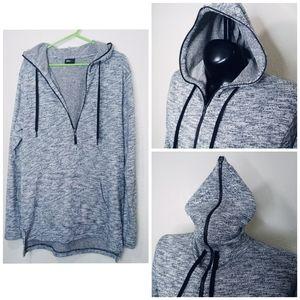 Publish zip up hoodie jacket.